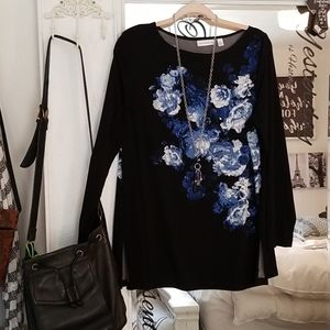 Very nice tunic style blouse.